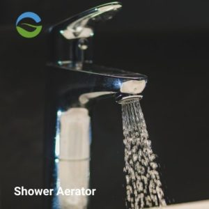 Spray shower aerator to save water south africa